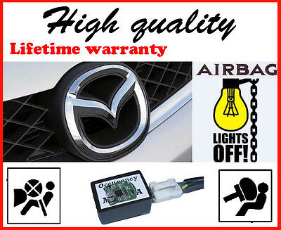 Airbag Passenger seat occupancy sensor bypass emulator Mazda 6 626 323 MX5 etc.