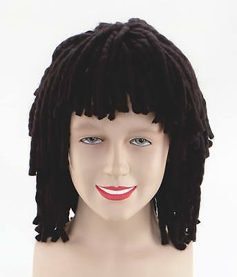 FANCY DRESS Rasta Short Ruud Guillit Wig