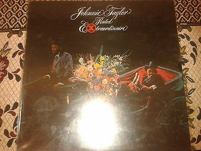 Johnnie Taylor - Rated Extraordinaire - CBS Label.