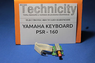 Yamaha Psr -160 - On/off Button - Boton De Encendido  - Original - Tested