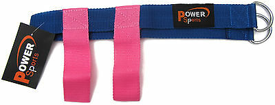 Physio 'PINK' Fuchsia Butt/Glute Foot Strap Butt Shaping Exercise Gym Home