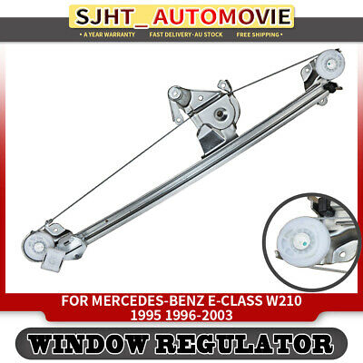 Window Regulator W/o for Mercedes Benz 95-03 W210 E220 E240 E280 E300 Rear Right