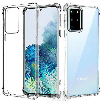 Soft Gel Clear Slim Case Cover For Samsung Galaxy S7 S8 S9 S9+ S10e S10 Plus
