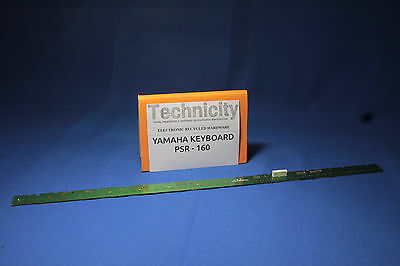 Yamaha Psr -160 - Keyboard Matrix Control - Placa Matriz Contactos  - Original