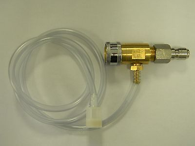 Legacy Pressure Power Washer Chemical Injector 2.1 w/Quick Connects and Hose