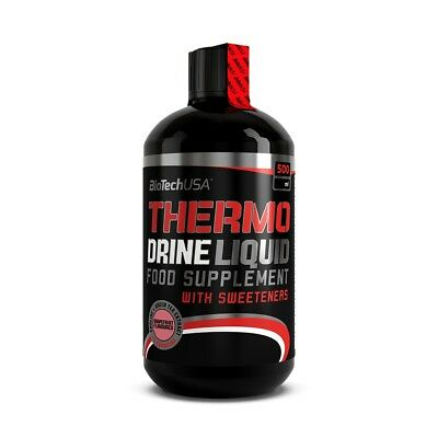 Thermo Drine Liquid 500ml - Biotech USA - Termogenico, quemador de grasa