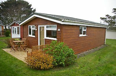 Self Catering Chalet. Near Padstow, Cornwall