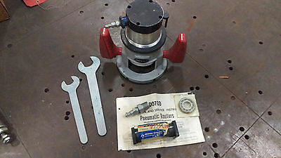 DOTCO 10T4316-62 Base Mount Pneumatic Router Extras 16,000 RPM FREE Shipping