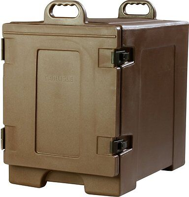Carlisle PC300N01 Cateraide End-Loading Insulated Food Pan Carrier, 5 Pan Capac