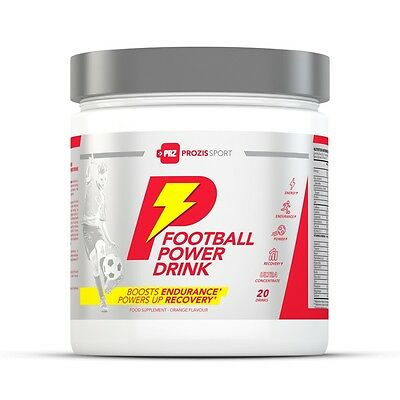 Football Power Drink 460 g - Prozis Sport - Preentrenamiento estimulante