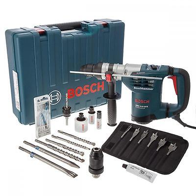 Bosch Gbh4-32 Dfr 4Kg Sds Rotary Hammer Multidrill 110V New With Accs Nmd1