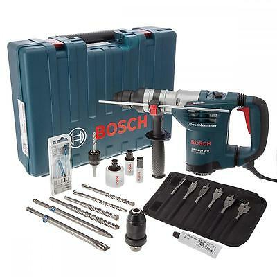 Bosch Gbh4-32 Dfr 4Kg Sds Rotary Hammer Multidrill 240V New With Accs Nmd2