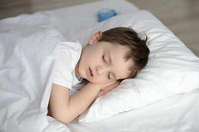 Luxury Anti Allergy Cot Bed Pillow for Kids - Toddler- Baby - Nursery - Junior
