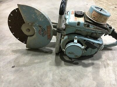 """Target Quickie Concrete Saw 12"""""""