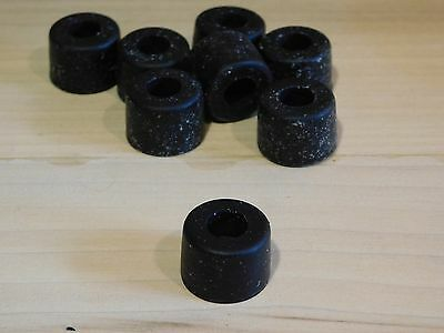 """New rubber feet recessed bumpers quantity 8, 3/4"""" X 1/2"""""""