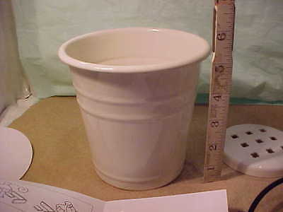 IKEA FINTORP plant PLANT POT caddie holder for wall organizer NEVER USED steel
