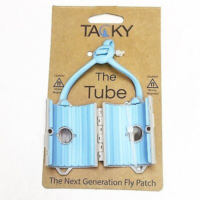 Tacky Fly Fishing Tube Fly Holder- with the NEW Tether!