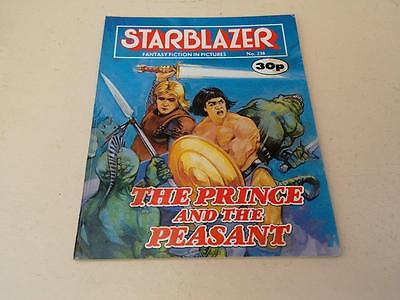 Starblazer Comic No.238 The Prince and the Peasant