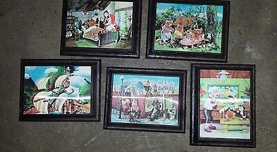 Child's Bedroom Wall Pictures - 3D Pictures Disney and Fairy Tales