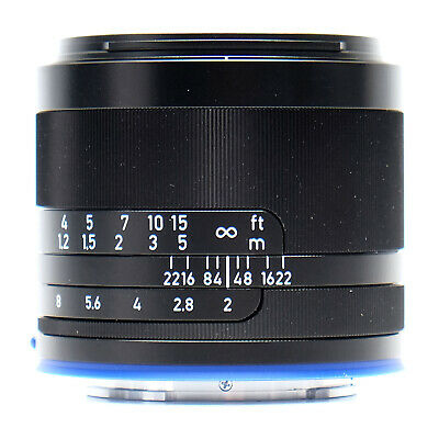 Zeiss E 50mm f2.0 Loxia Lens, Boxed