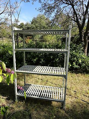 """CAMBRO Camshelving Shelving Food Approved Polypropylene Plastic 23x48x72"""""""