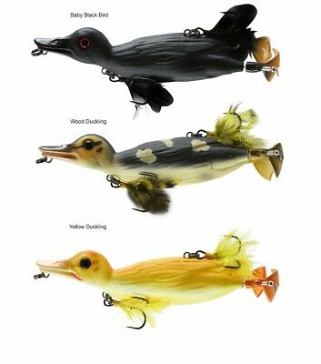 Savage Gear 3D Topwater Suicide Duck 10.5cm (Murray Cod Surface Lure)