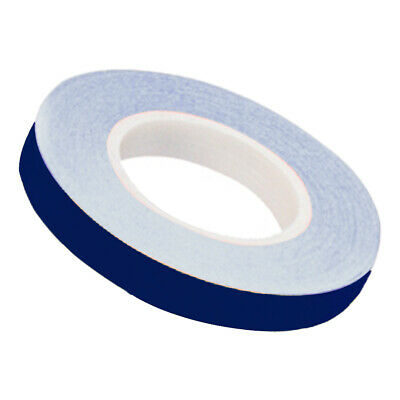 Oxford Motorcycle Motorbike Wheel Stripes Tape Blue & Applicator 7Mmx6M OF618