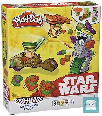 Hasbro B0001Eu5 - Play-Doh Di Star Wars Collection Vehicle - Ordinato
