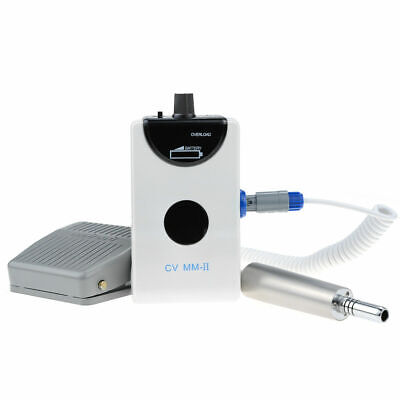 Dental Portable Electric Micro Motor Polisher Lab Brushless Handpiece 50,000rpm