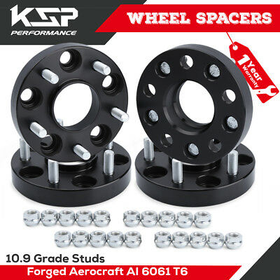 1'' Wheel Spacers Hubcentric 5x4.5 5X114.3MM 12X1.25 66.1MM For Infiniti 350Z
