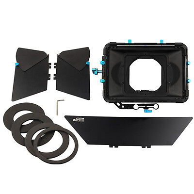 Fotga DP3000 M3 Pro Swing Away Matte Box for 15mm Rail Rod DSLR Support Rig US