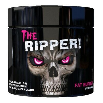 The Ripper 30 servings - Cobra Labs - Termogenico, quemador de grasa