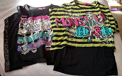 Girls Size 7/8 Lot of 2 Tops