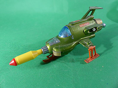Dinky Toys 351 Ufo Interceptor - Space 1999 - Raumbasis Alpha  - gelb/rot