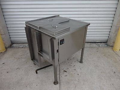 "2014 Wasserstrom 33"" Rethermalizer Thermalizer Hot Food Bath"