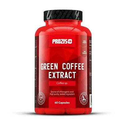 Green Coffee Extract 400mg 60 caps