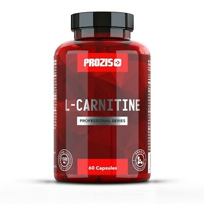 L-Carnitine Professional 1500 mg 60 caps