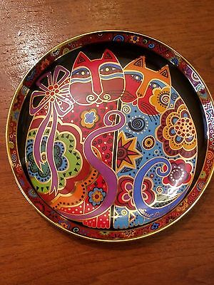 LAUREL BURCH Cheek to cheek Franklin Mint Plate