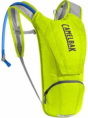 Camelbak Lime Punch-Silver 2017 Classic - 2.5 Litre Hydration Pack