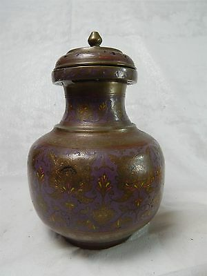 Early Cloisonne Funeral Urn
