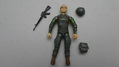 1983 GI Joe Grunt Complete! Vintage Action Figure -P BB