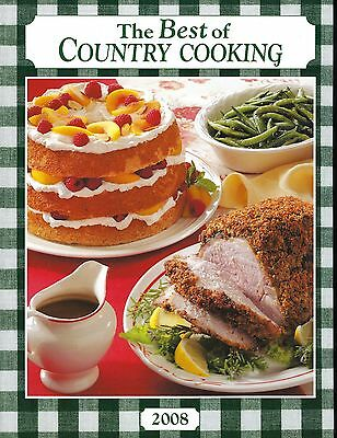 The Best of Country Cooking (Taste of Home) 2008 Annual Recipes