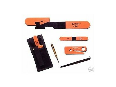 Police Fire Rescue Emt Auto Car Rescue Kit Tools Center Punch Seatbelt Cutter