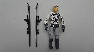 1989 GI Joe Windchill Near Complete! Vintage Action Figure -P BB