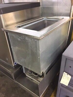 Delfield N225; Drop In Freezer; 6 Gallon Capacity    #11647