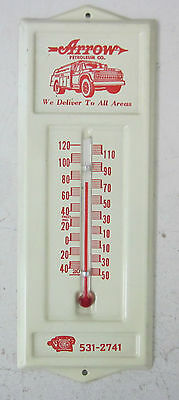 Arrow Petroleum Co. Advertising Thermometer
