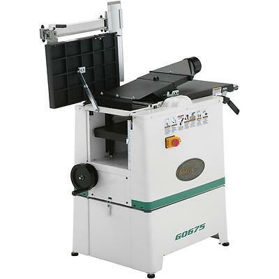 "G0675 Grizzly 10"" Jointer/Planer Combo"