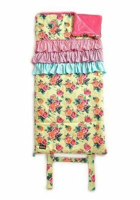 """Rosy Outlook Sleeping Bag / Matilda Jane / Brand New / 56""""x27"""" Once Upon A Time"""