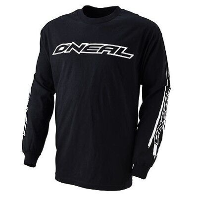 O'neal Mens Freeride Demolition Motocross MX ATV Off Road Jerseys- Medium