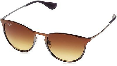 Ray-Ban RB3539 193/13 Erika Brown Frame Brown Gradient 54mm Lens Sunglasses